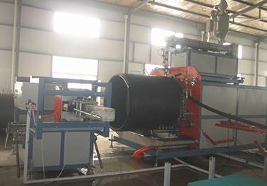 农田灌溉管生产设备